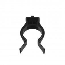 Клипса-держатель для пластикового цоколя, черная