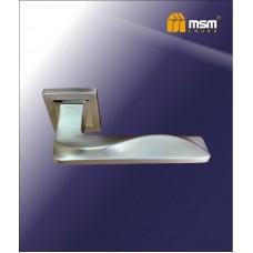 Ручка на квадратной накладке MSM A904 Цвет: GR - Графит