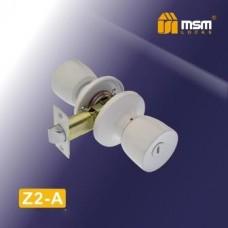 Ручка защёлка (шариковая) MSM Z2-A Цвет: WW - Белый