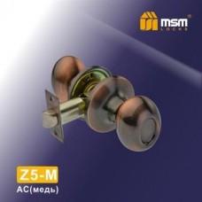 Ручка защёлка (шариковая) MSM Z5-M Цвет: AC - Медь