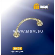 Ручка скоба MSM B405 Цвет: PB - Золото