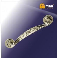 Ручка скоба MSM B435 Цвет: PB - Золото