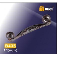 Ручка скоба MSM B435 Цвет: AC - Медь