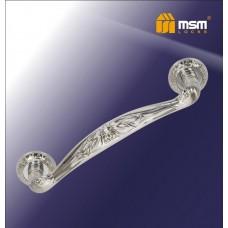 Ручка скоба MSM B435 Цвет: SN - Матовый никель