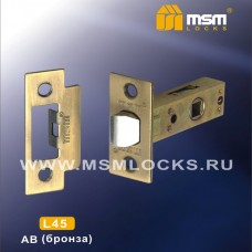 Внутренний механизм MSM L45 Цвет: AB - Бронза