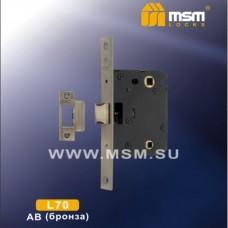 Внутренний механизм MSM L70 Цвет: AB - Бронза