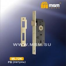 Внутренний механизм MSM ML72K Цвет: PB - Золото