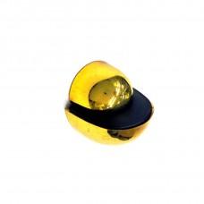 """Полкодержатель для стекла """"Пеликан GOL"""" Цвет: PB - Золото"""
