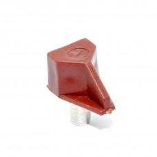 Полкодержатель комбинированный  Цвет: BR - Коричневый
