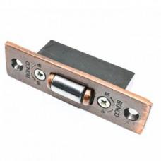 Дверная защёлка-ролик 85*23 мм. Цвет: AC - Медь