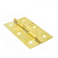Петля карточная 55*30мм. Цвет: PB - Золото