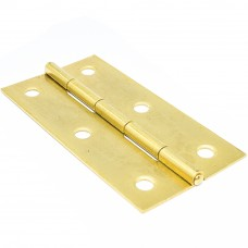 Петля карточная 75*38мм. Цвет: PB - Золото