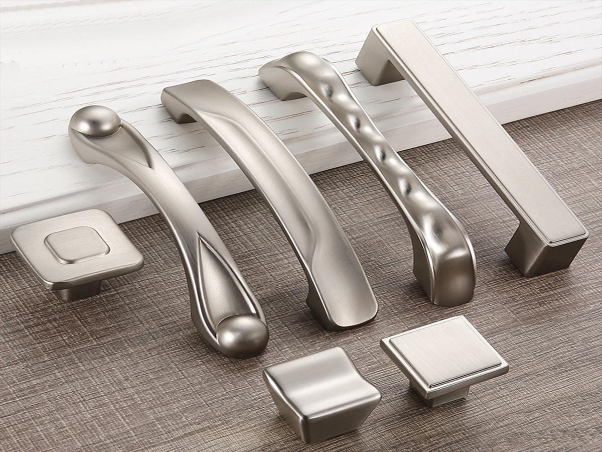 Мебельные ручки: перспективы и достоинства
